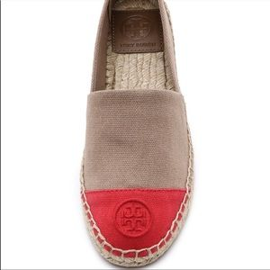 Tory Burch Color-Block Espadrilles ✨